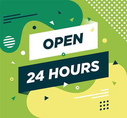 24 horas por dia
